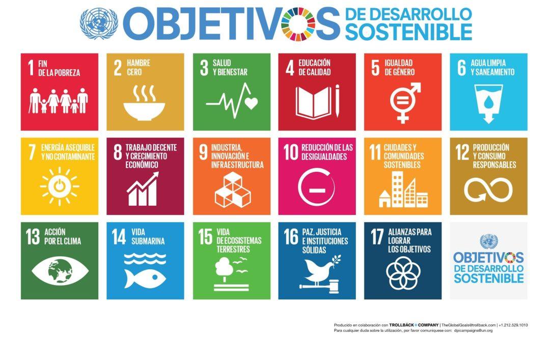 Compromiso Lujama con los ODS y la agenda 2030