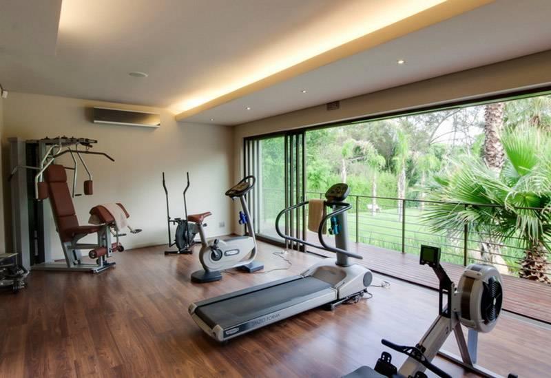 Como montar un gimnasio en casa para hacer ejercicio