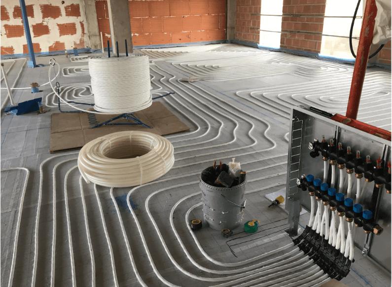 Eficiencia energética y sostenibilidad en las viviendas de LUJAMA