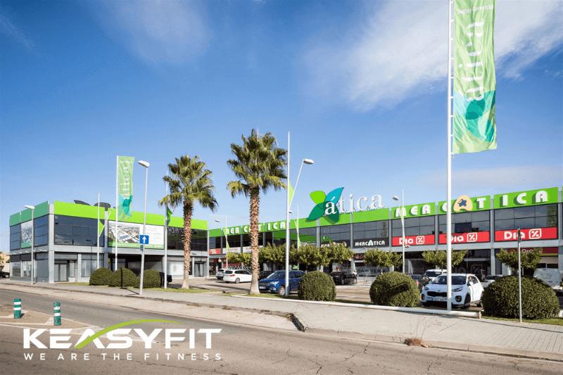 Keasyfit desembarca con fuerza en Aragón con un moderno centro fitness en Utebo.